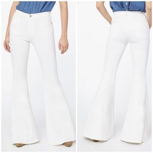 FRAME Le High Flare Jeans Size 30